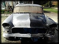 Automotive Surface Preparation - Rust Removal - Restoration