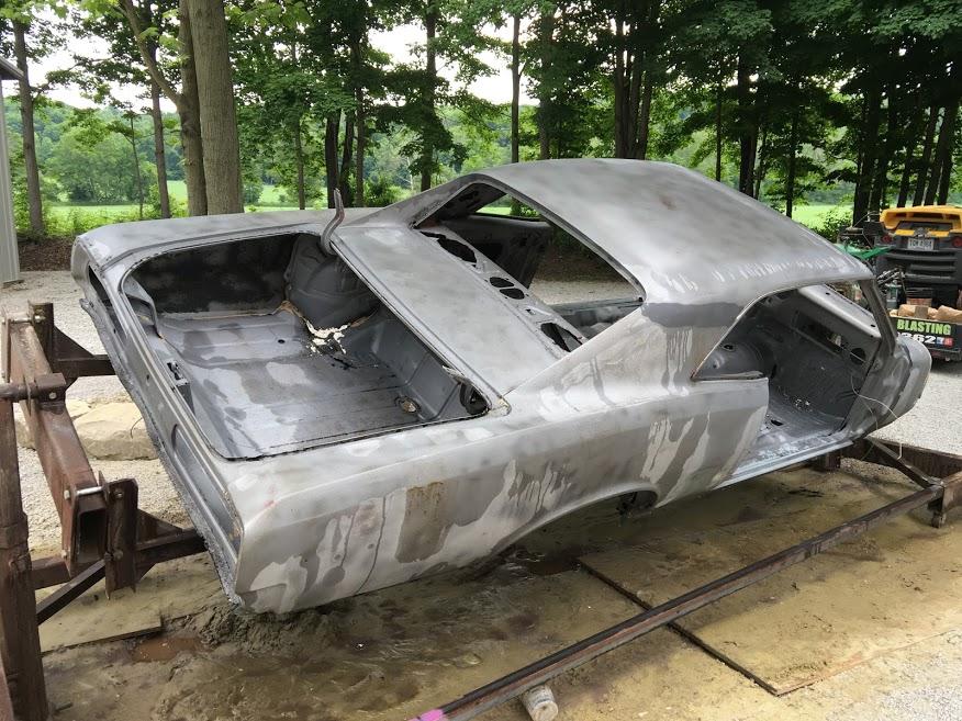 330 Dustless Blasting - Auto Sandblasting