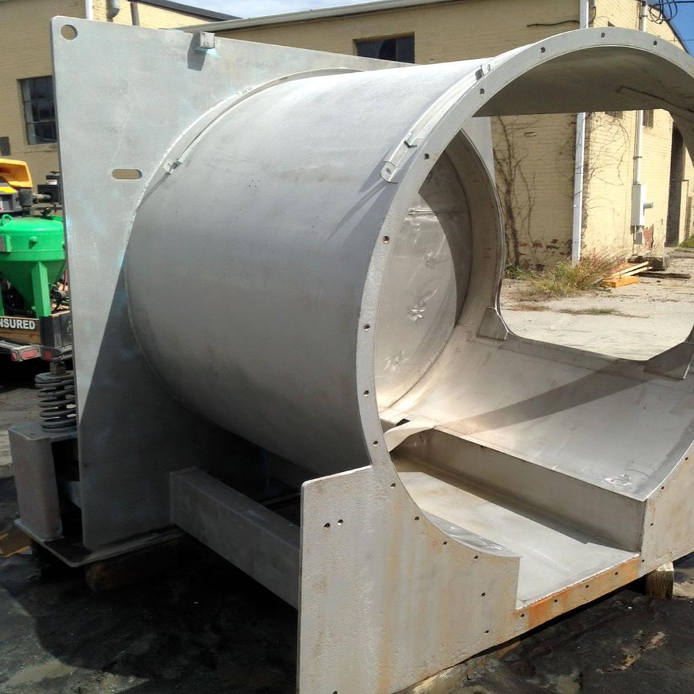 Renovating Industrial Washing Machines