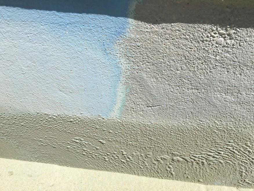 330 Dustless Blasting - Pool Paint Removal