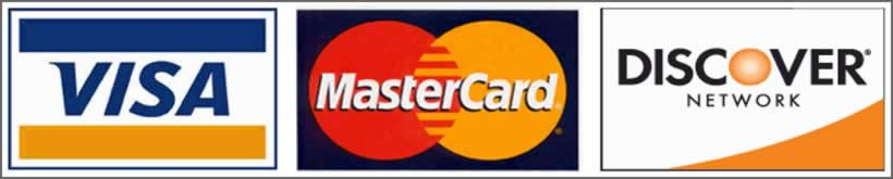 330 Dustless Blasting accepts Visa - Mastercard - Discover
