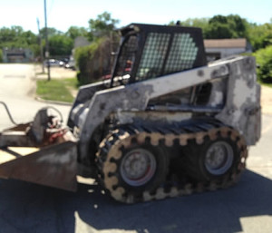 Dustless Blasting - Vehicle Restoration