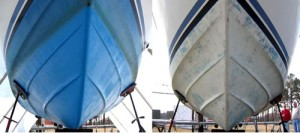 Boat Hull Cleaning Services - 330 Dustless Blasting