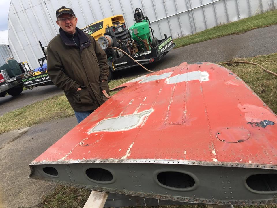 airplane restoration