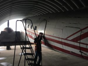 airplane restoration