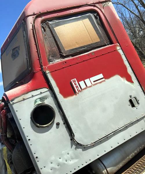 Peterbilt Truck Restoration