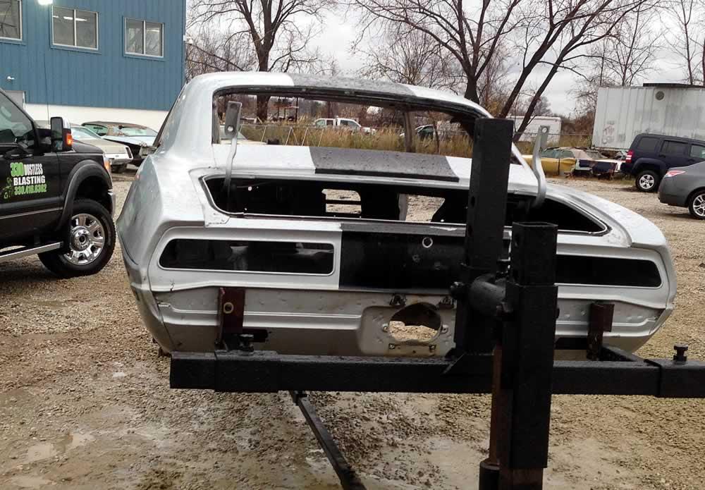 1969 427 Camaro Restoration