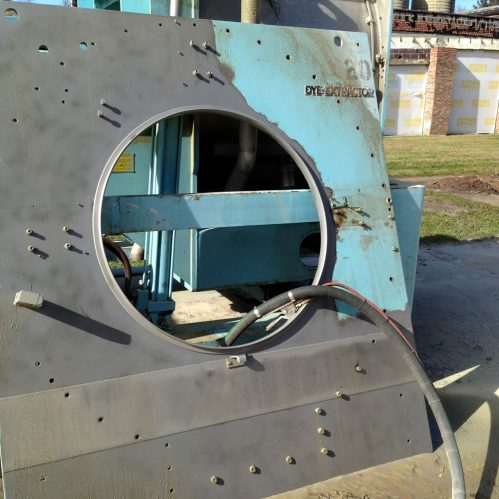 Industrial Paint Removal - 330 Dustless Blasting