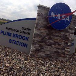NASA Glenn Research Center - 330 Dustless Blasting