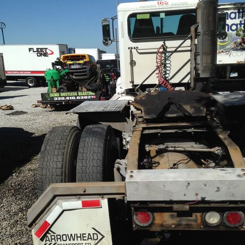 Fleet Cleaning for Restoration - Valley Truck