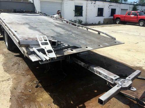 Fleet Maintenance Services - 330 Dustless Blasting