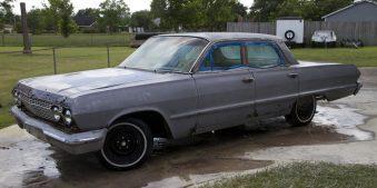Auto Restoration - 330 Dustless Blasting