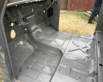 Ford F150 Pickup Restoration